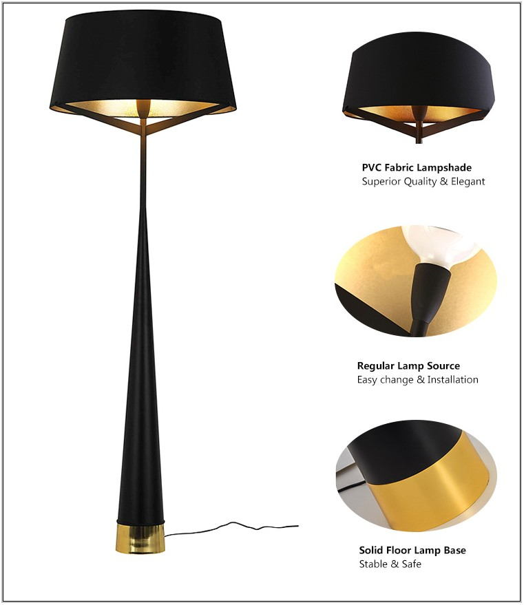 Decorative Floor Lamps For Living Room