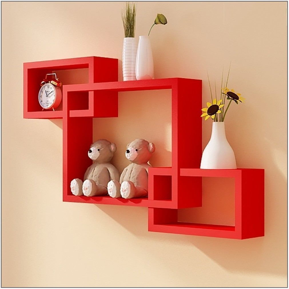 Decorative Shelf For Living Room