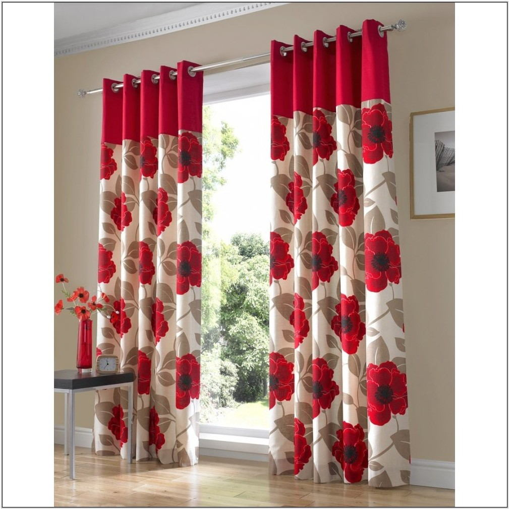 Designer Curtains For Living Room Online India