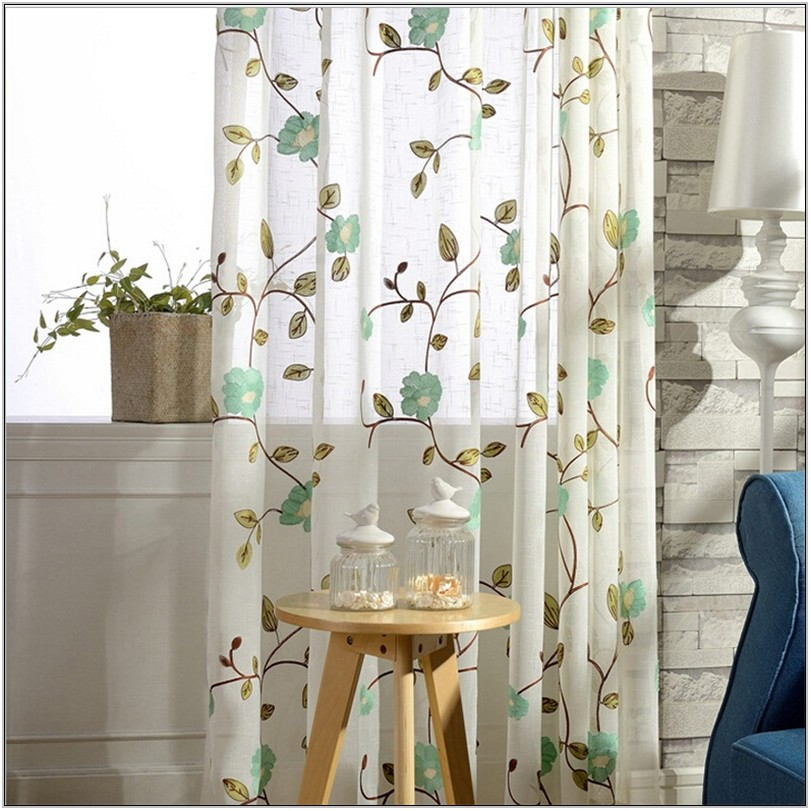 Designer Curtains For Living Room