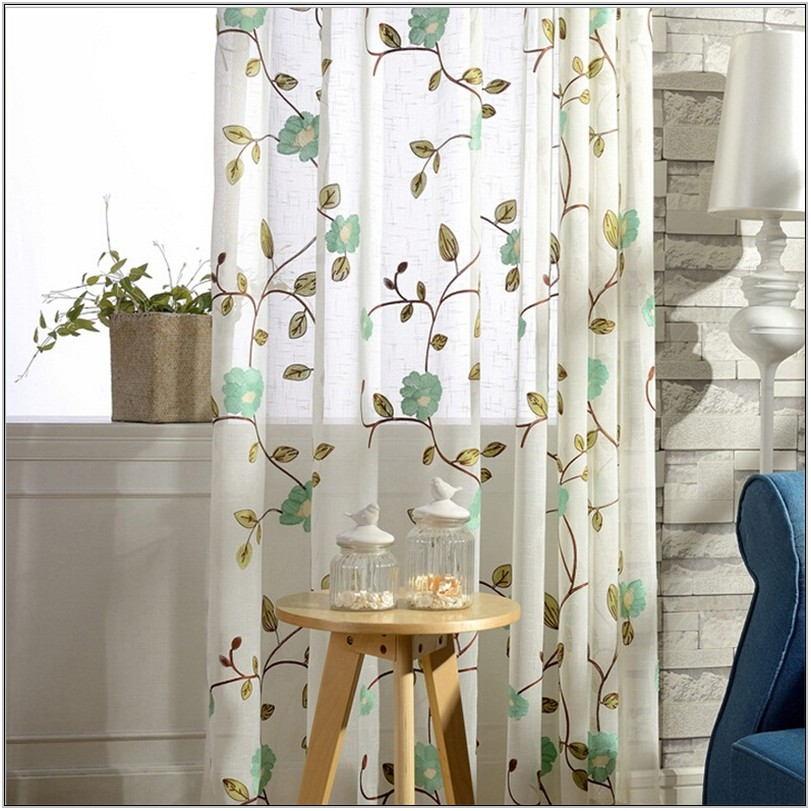 Designer Curtains For Living Room