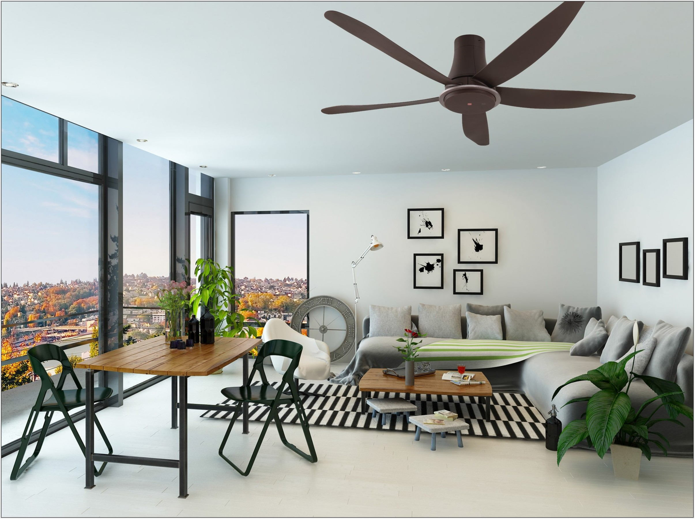 Designer Fans For Living Room