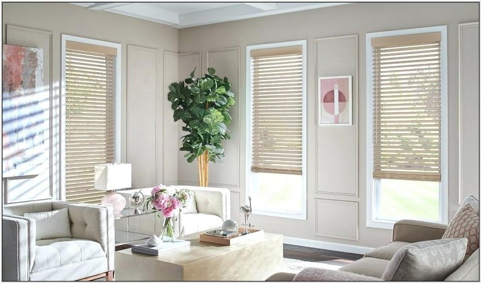 Designer Window Treatments Living Room