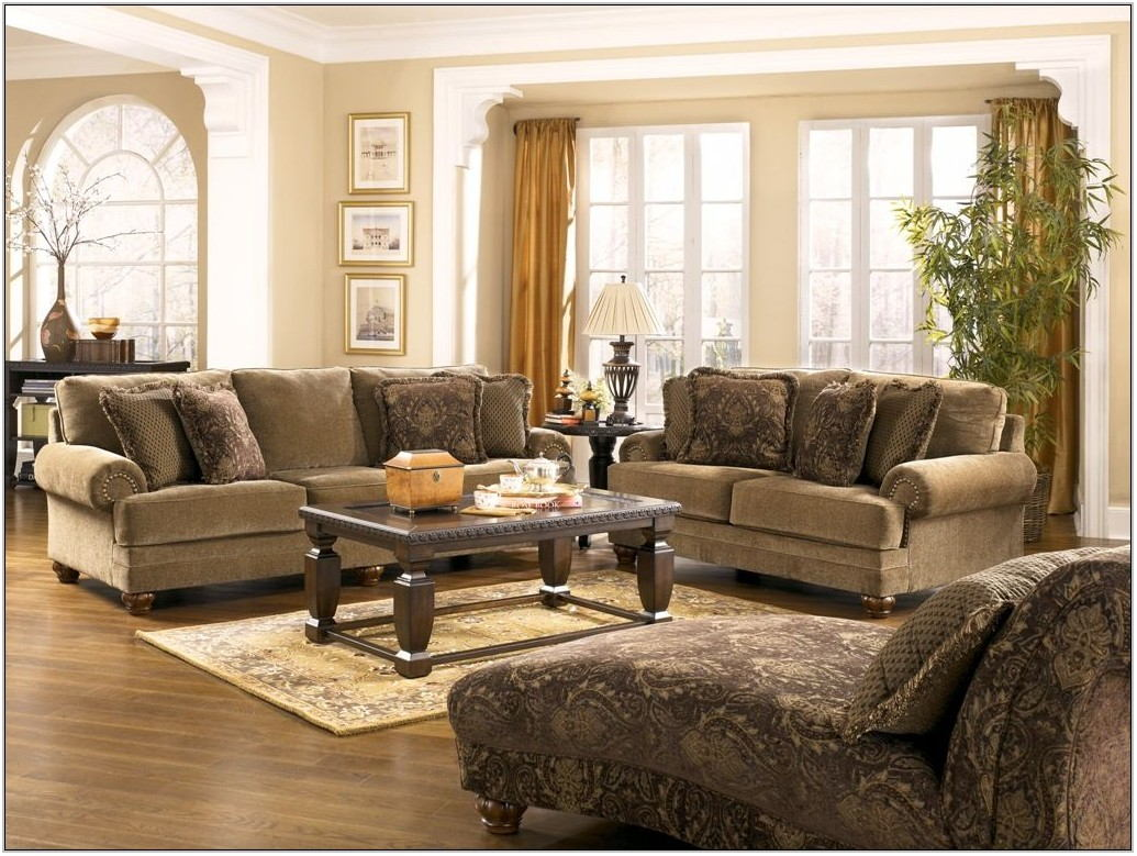 Discontinued Ashley Living Room Furniture