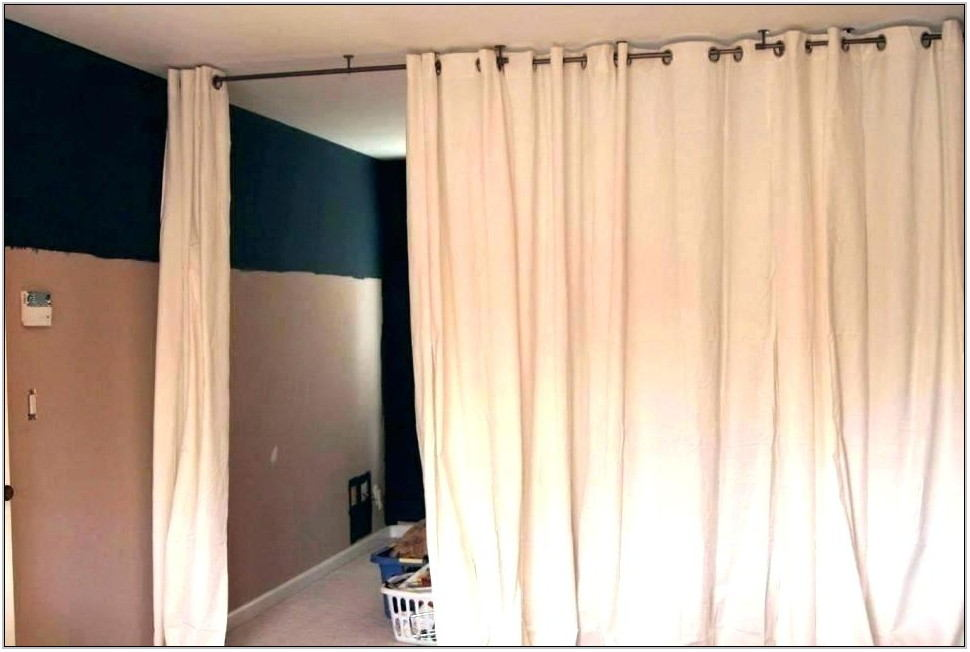 Divider Curtains For Living Room