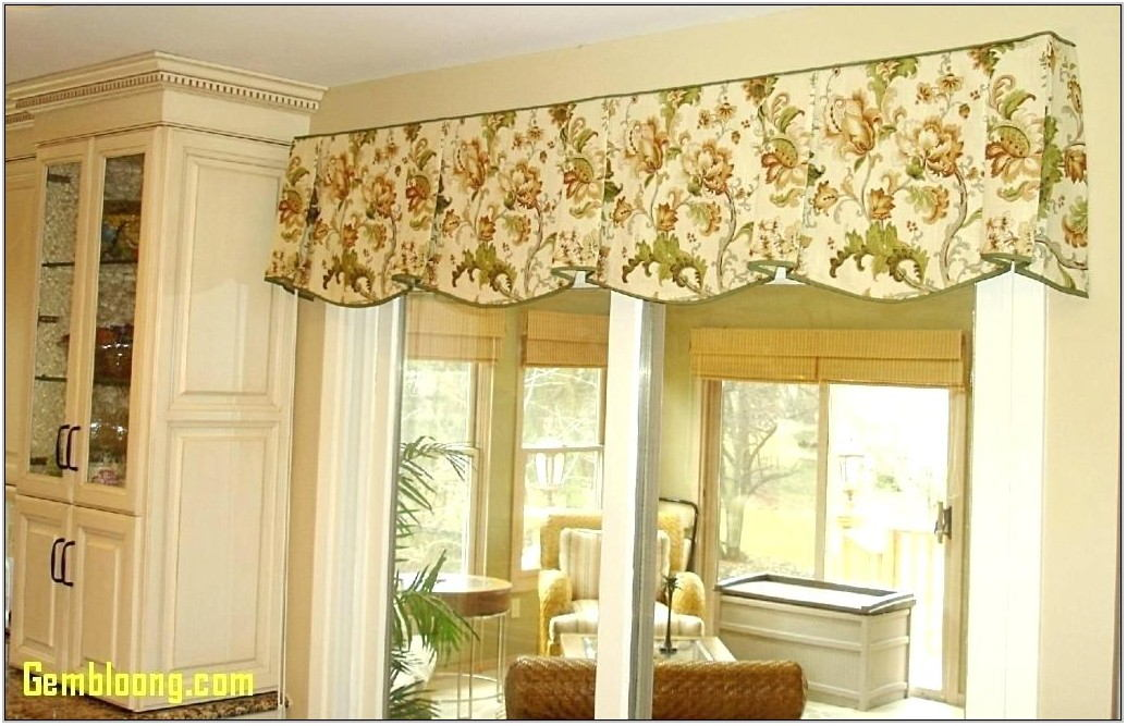Drapes And Valances For Living Room