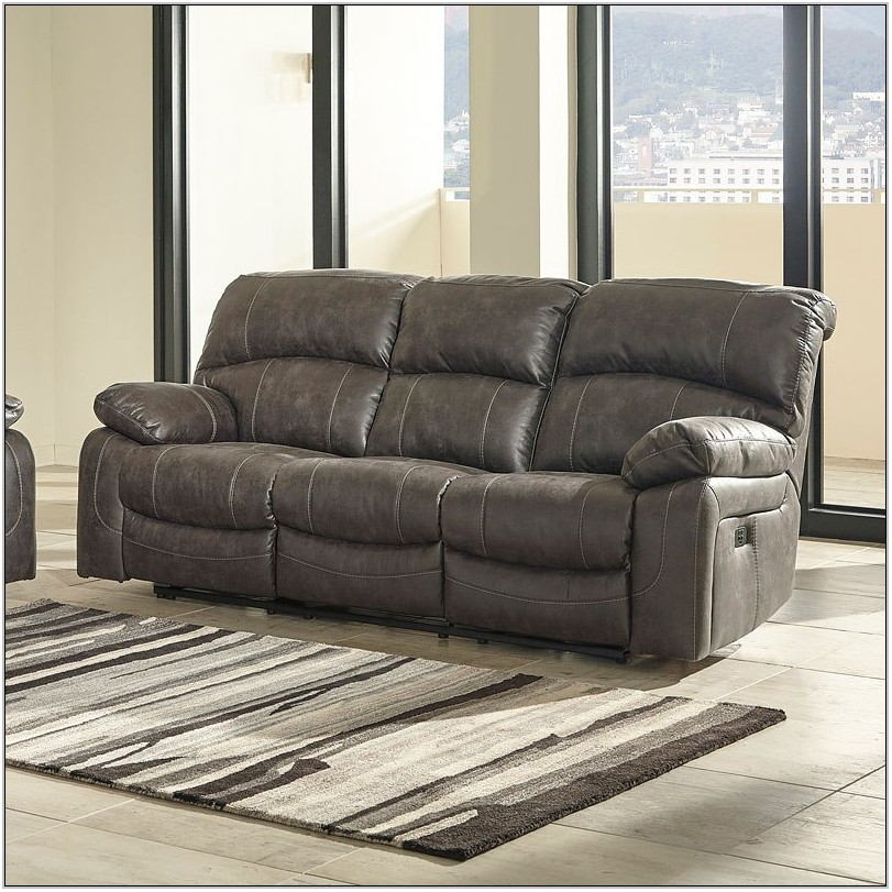 Dunwell Steel Power Reclining Living Room Set