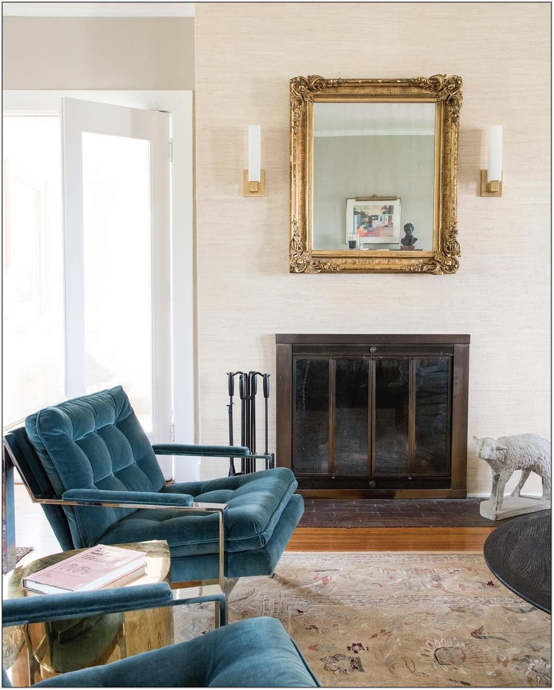 Eclectic Living Room Chairs