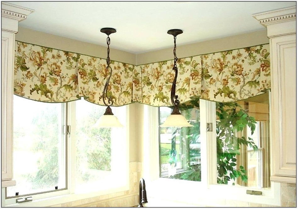 Elegant Living Room Valances