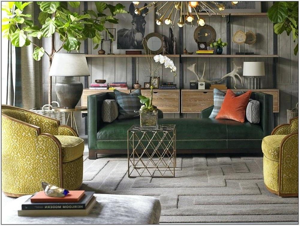 Emerald Green Living Room Furniture