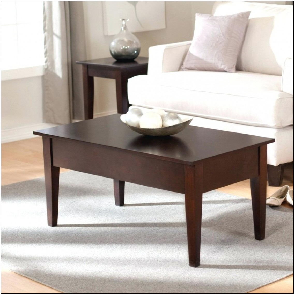 End Table Ideas For Living Room