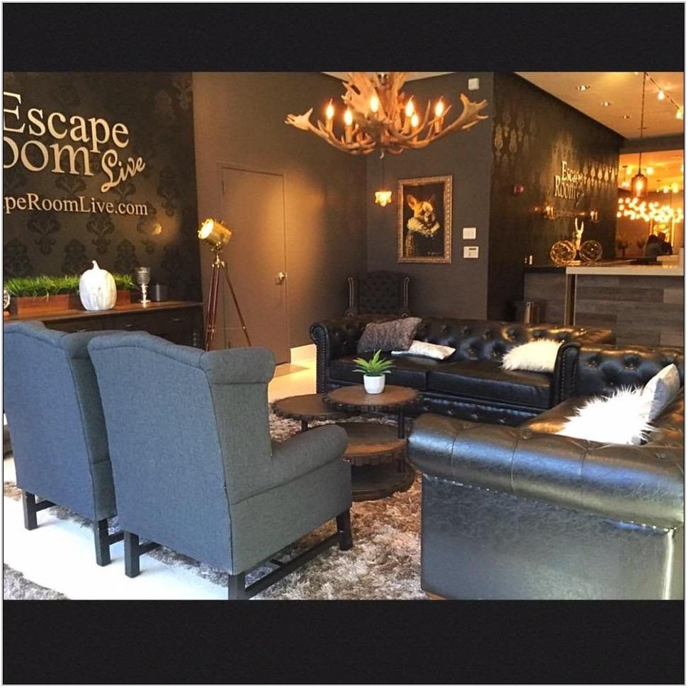 Escape Room Live Georgetown Washington Dc