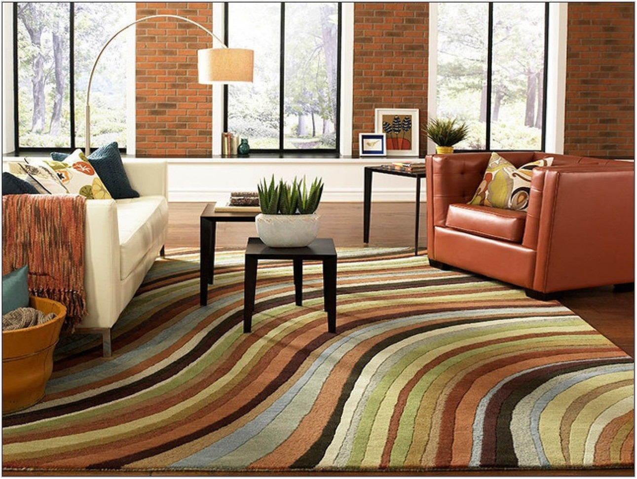 Extra Large Living Room Area Rugs