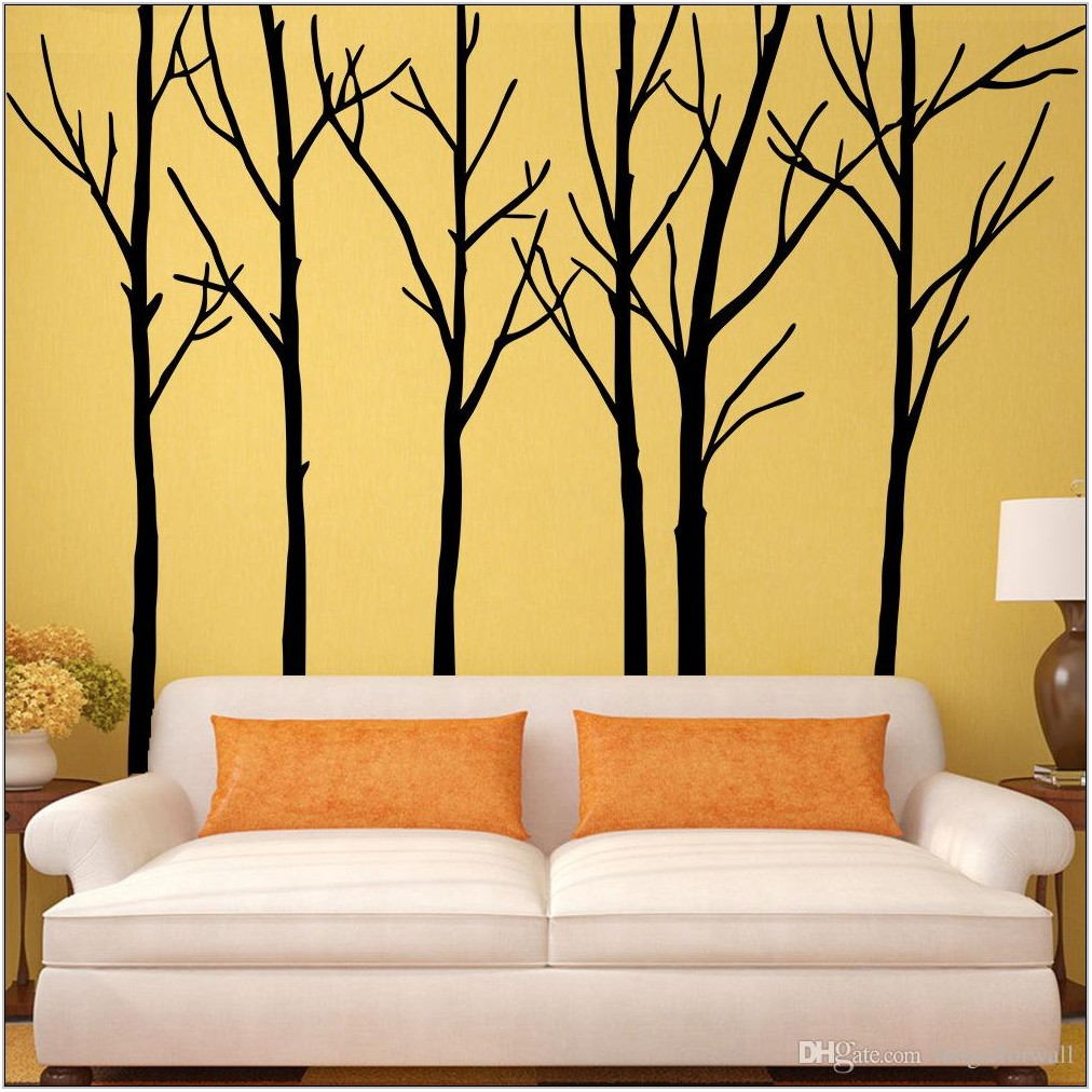 Extra Large Wall Decals For Living Room