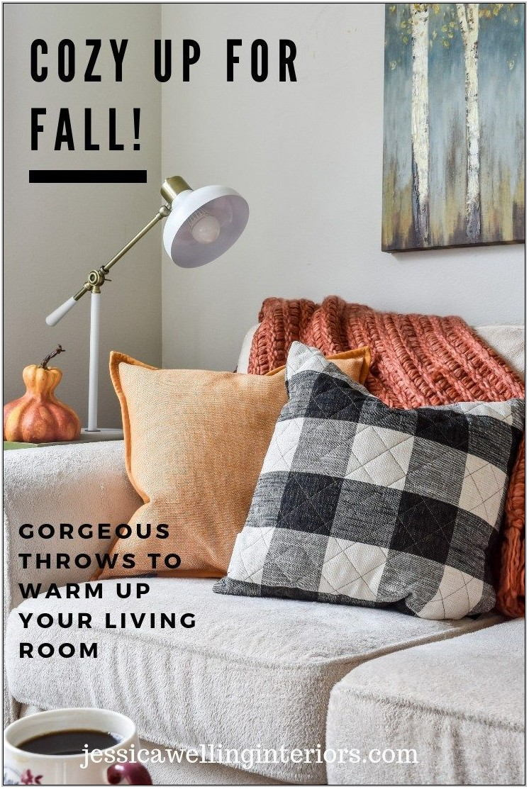 Fall Living Room Pillows