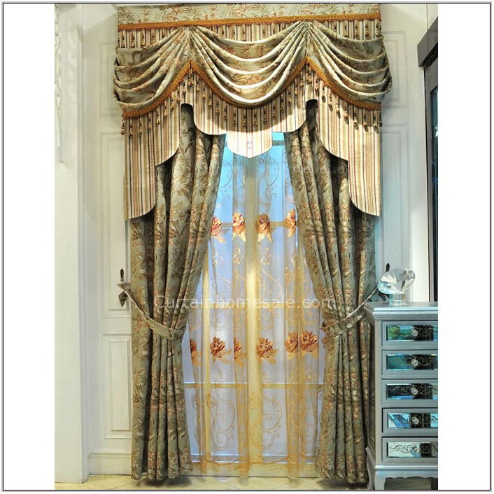 Fancy Drapes For Living Room