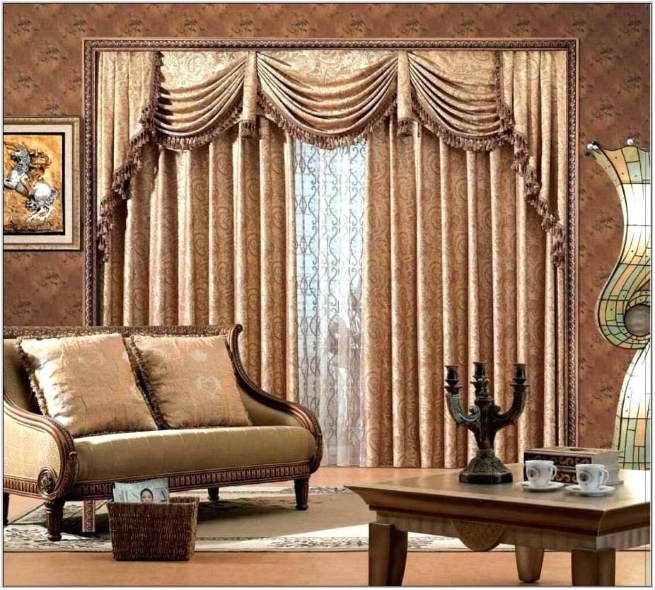 Fancy Valances For Living Room