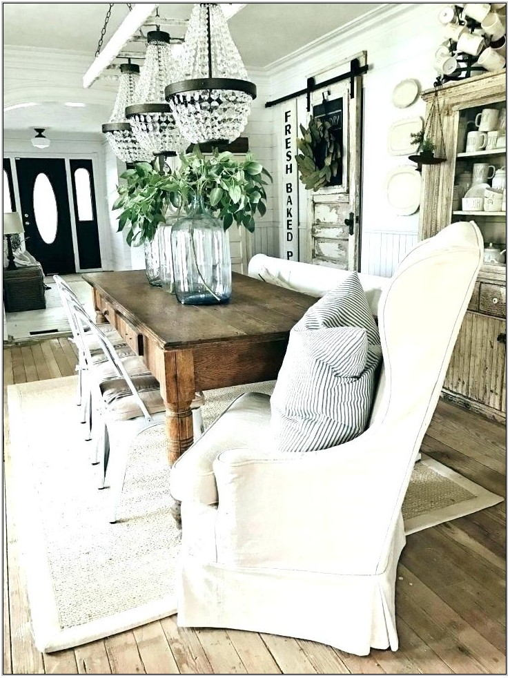 Farmhouse Chairs Living Room