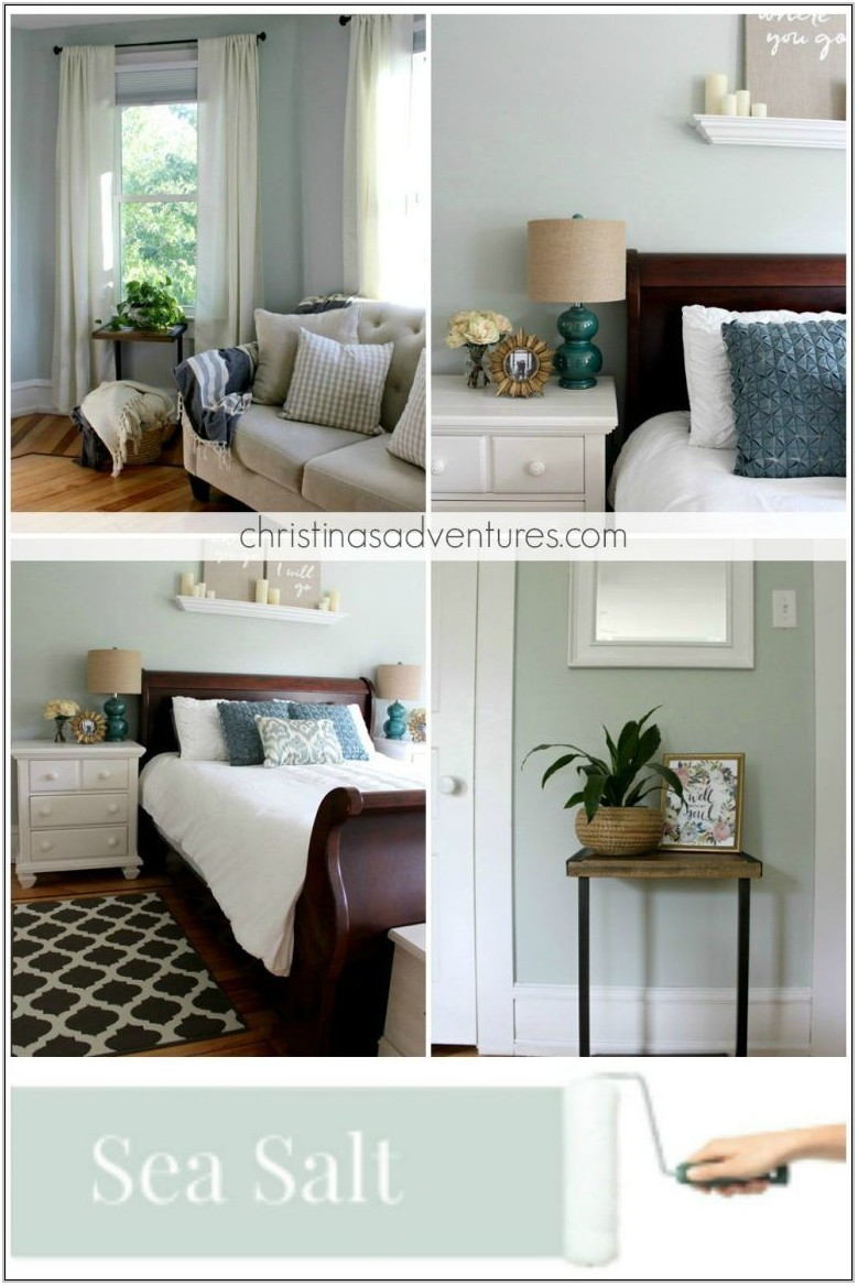 Farmhouse Paint Colors For Living Room
