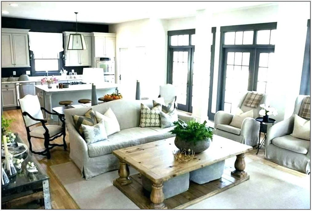 Farmhouse Style Furniture Living Room