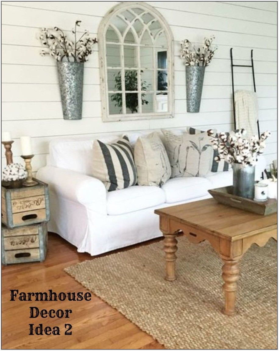 Farmhouse Valances For Living Room