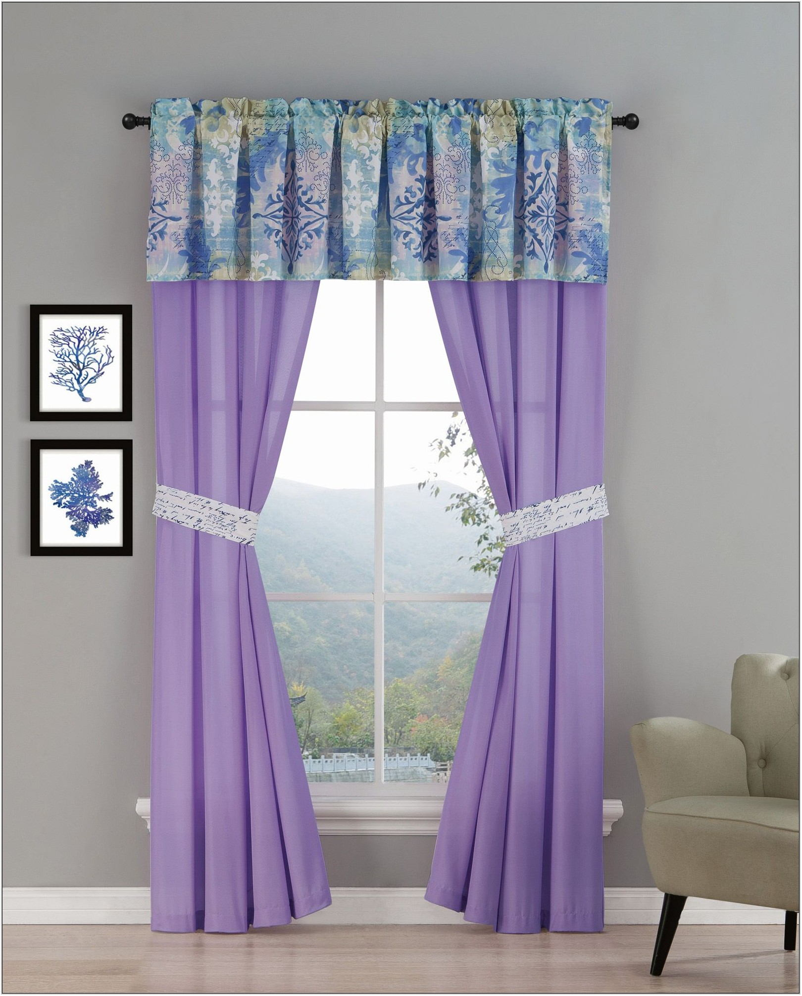 Fingerhut Living Room Curtains