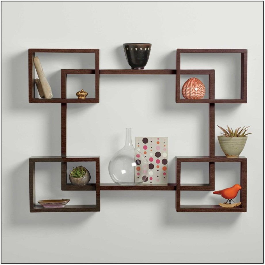 Floating Shelves For Living Room Wall