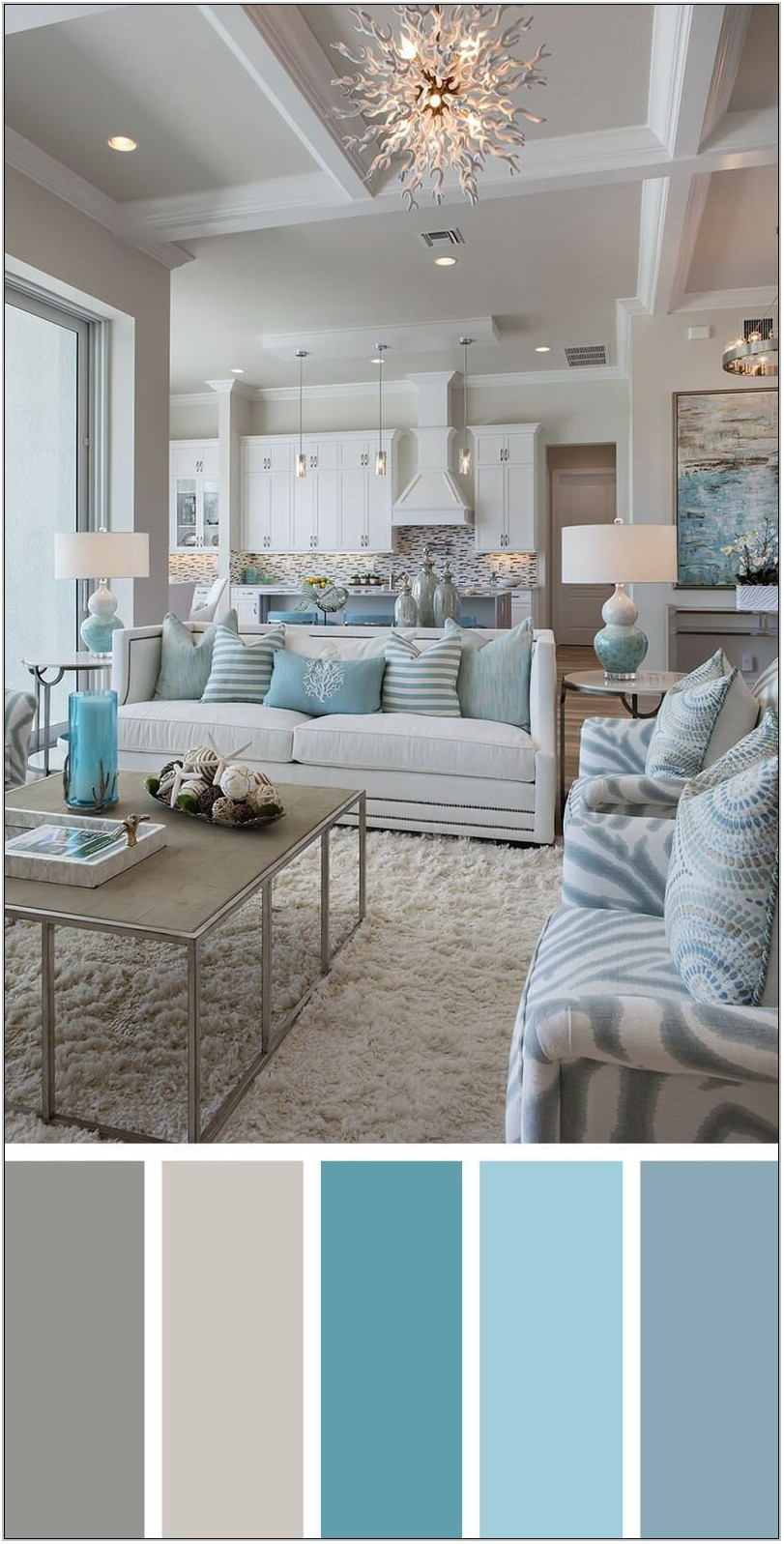 Florida Living Room Ideas