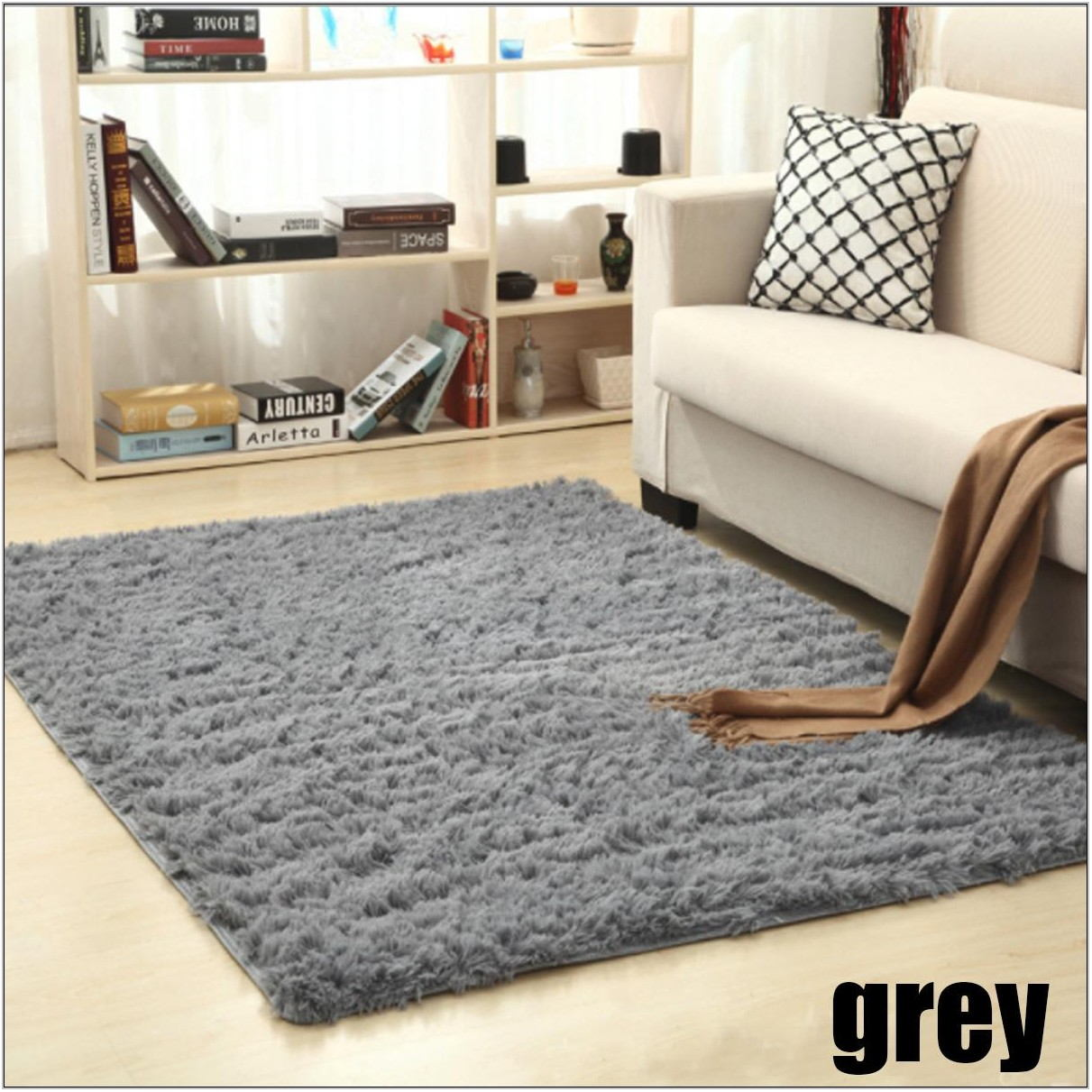 Fluffy Carpet For Living Room