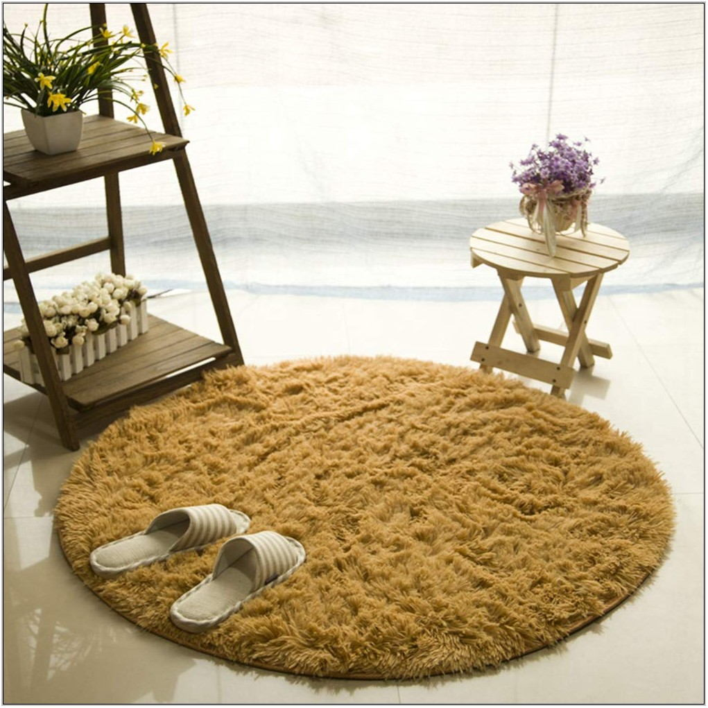 Fluffy Carpets For Living Room