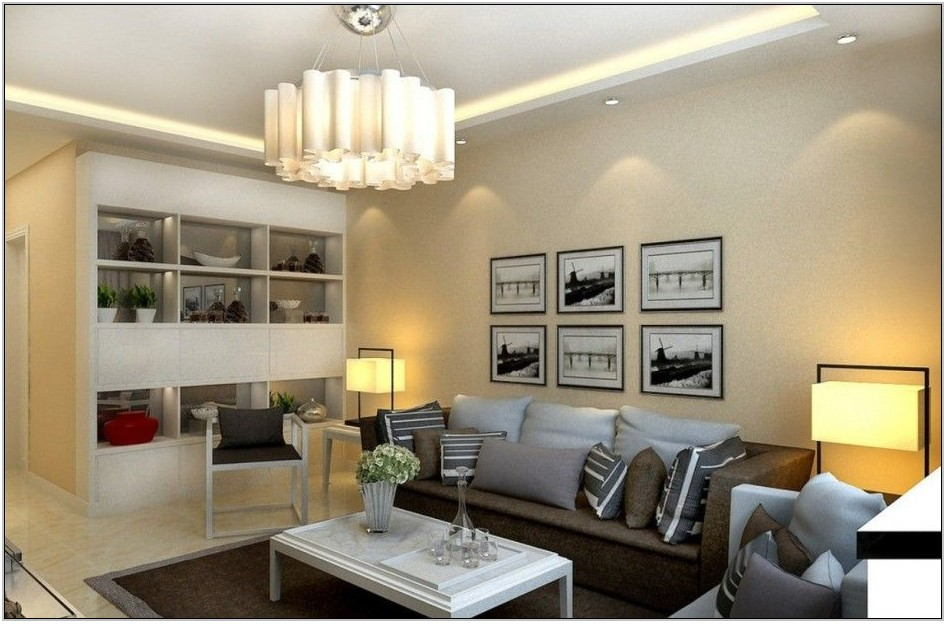 Flush Mount Ceiling Lights Living Room