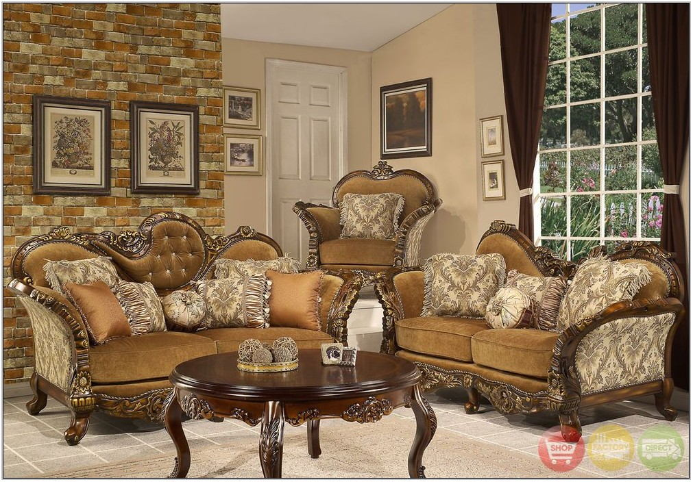 Formal Living Room Couch
