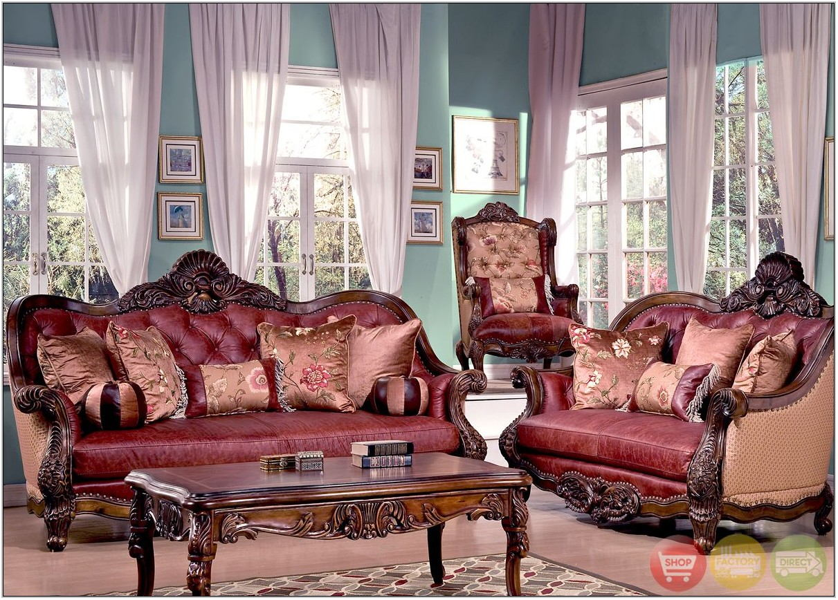 Formal Living Room Sofa Sets