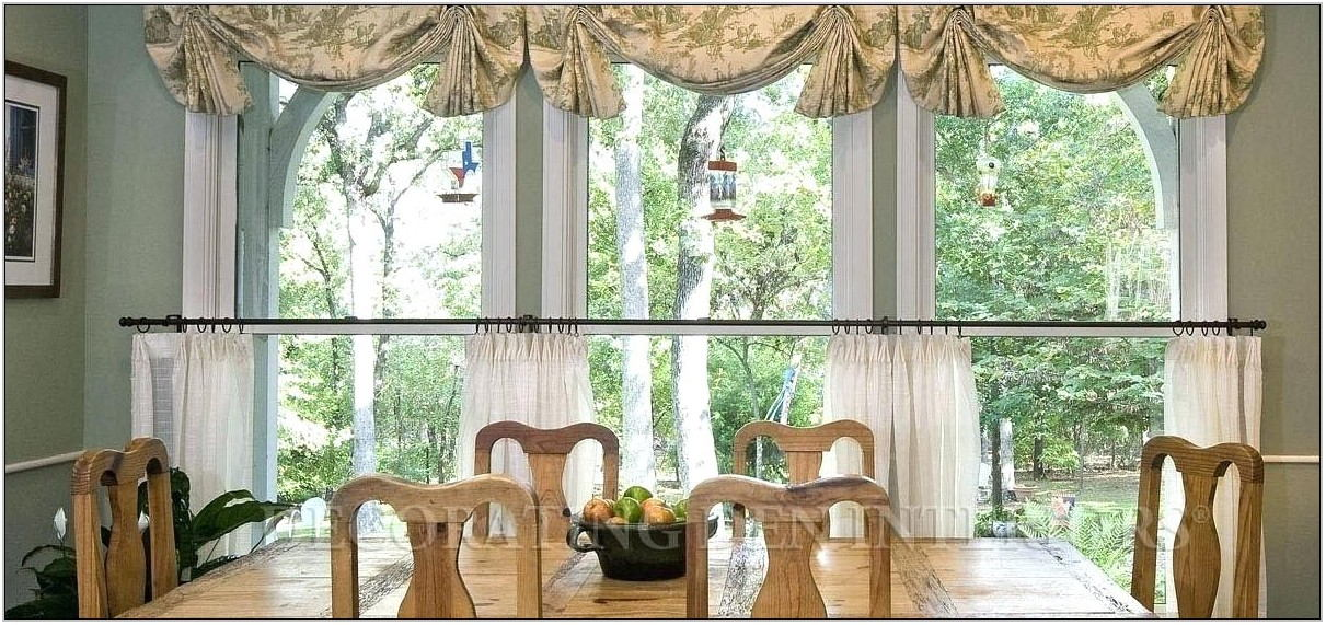 French Country Valances For Living Room