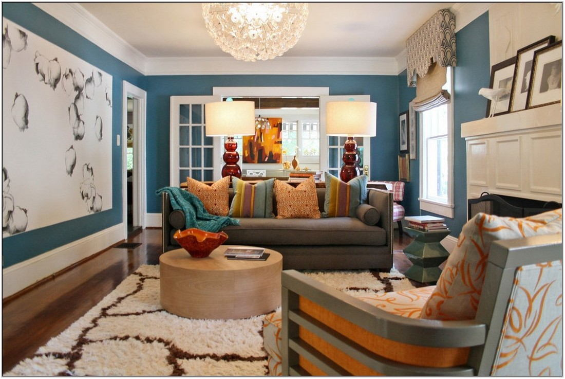 Fresh Paint Colors For Living Room