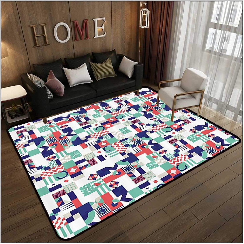 Funky Living Room Rugs