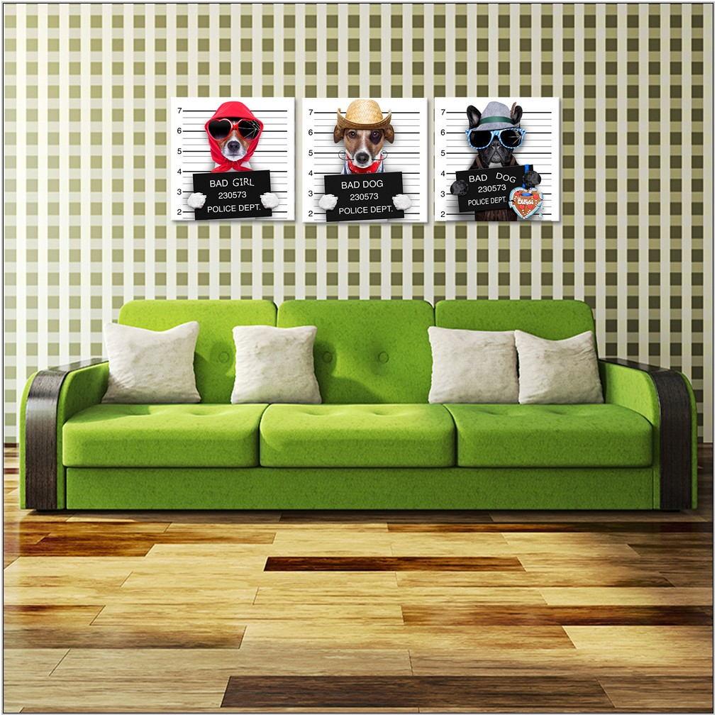 Funny Living Room Decor