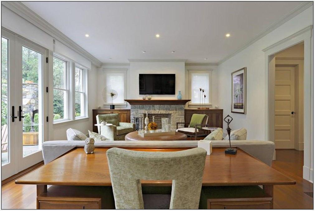Furnishing A Large Living Room