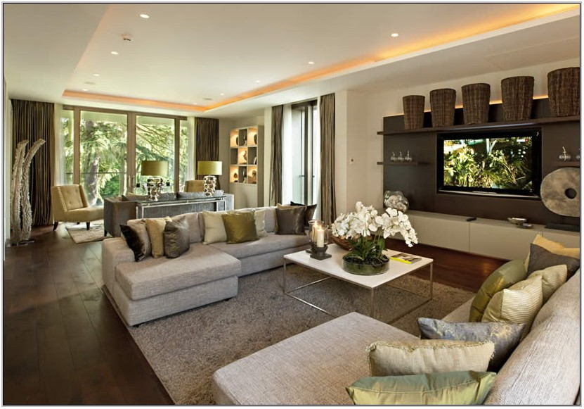 Furniture Ideas For Large Living Rooms