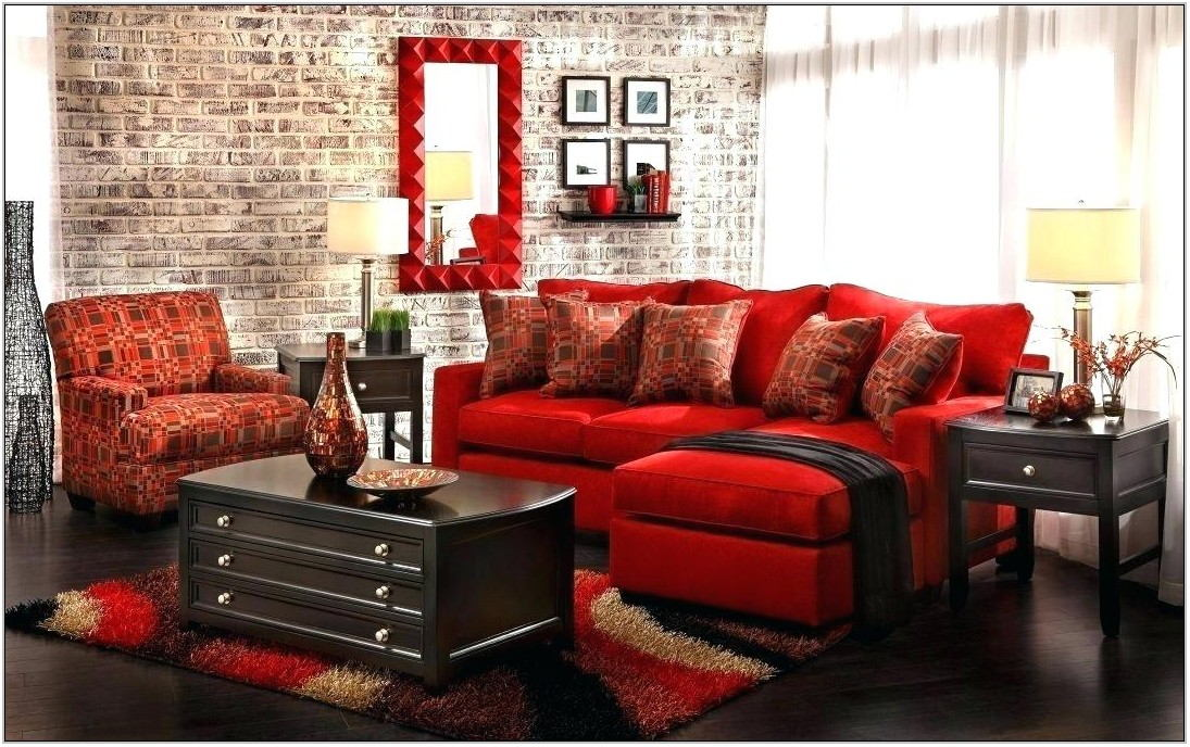 Furniture Row Living Room