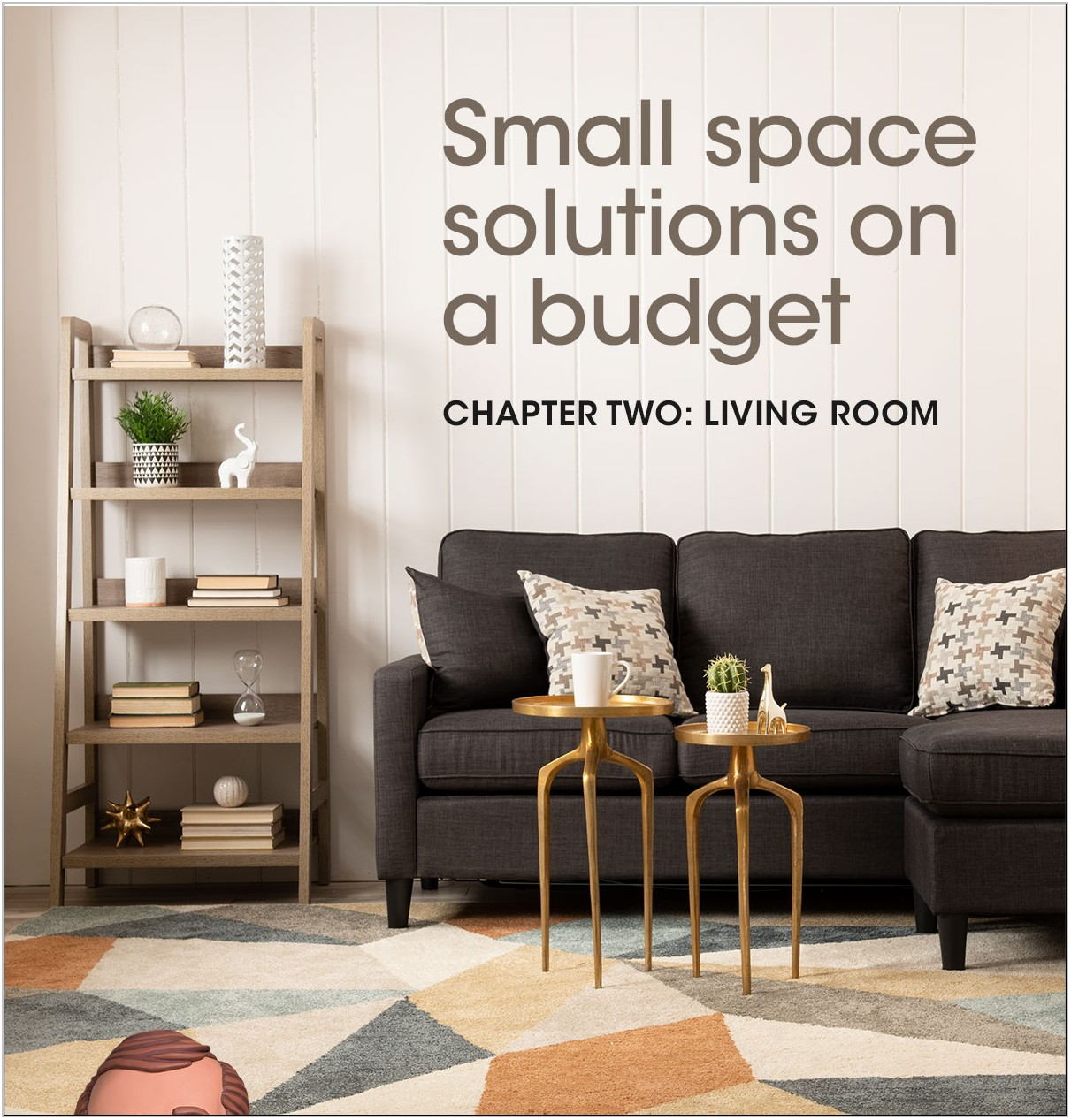Furniture Solutions For Small Living Rooms