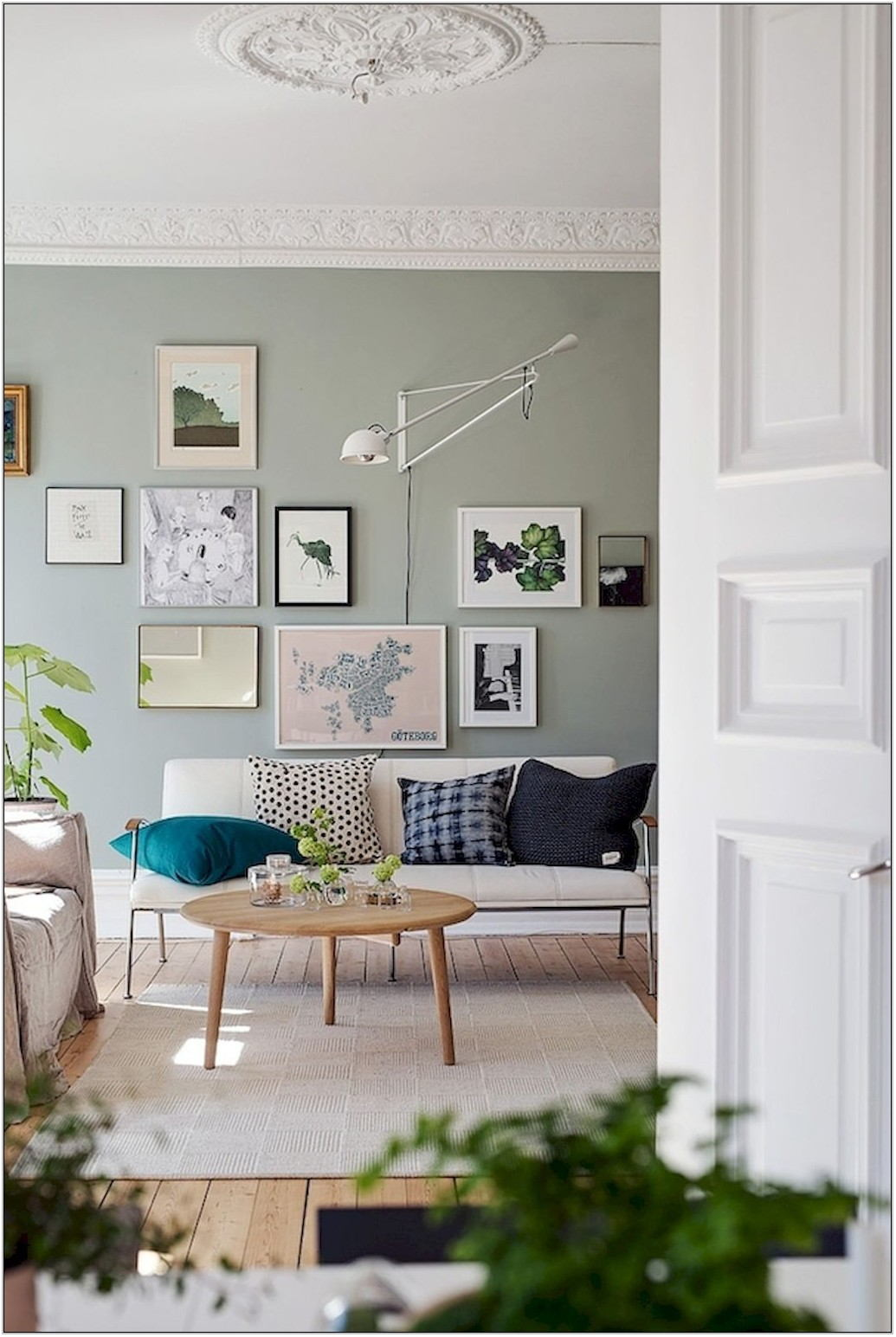 Gallery Wall Ideas Living Room