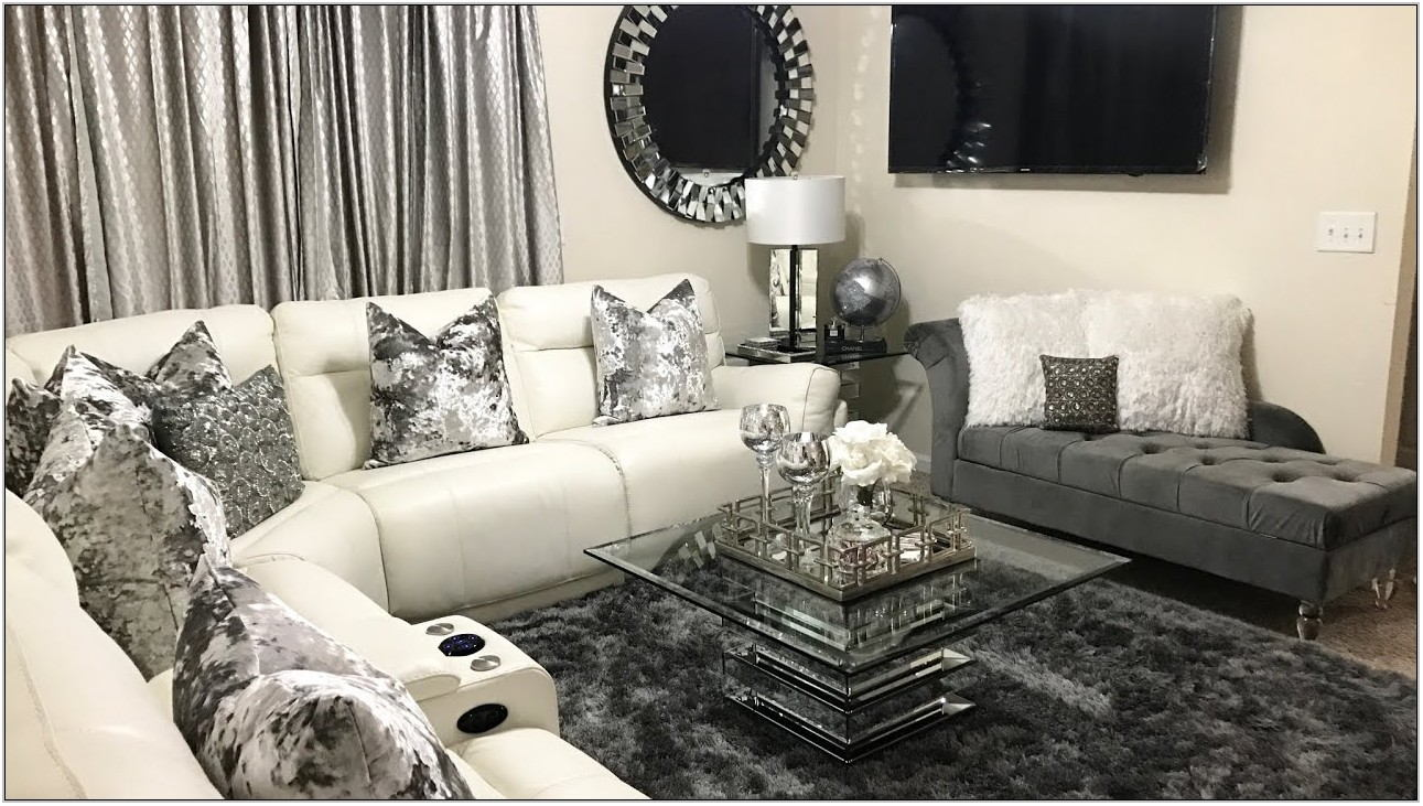 Glam Furniture Living Room