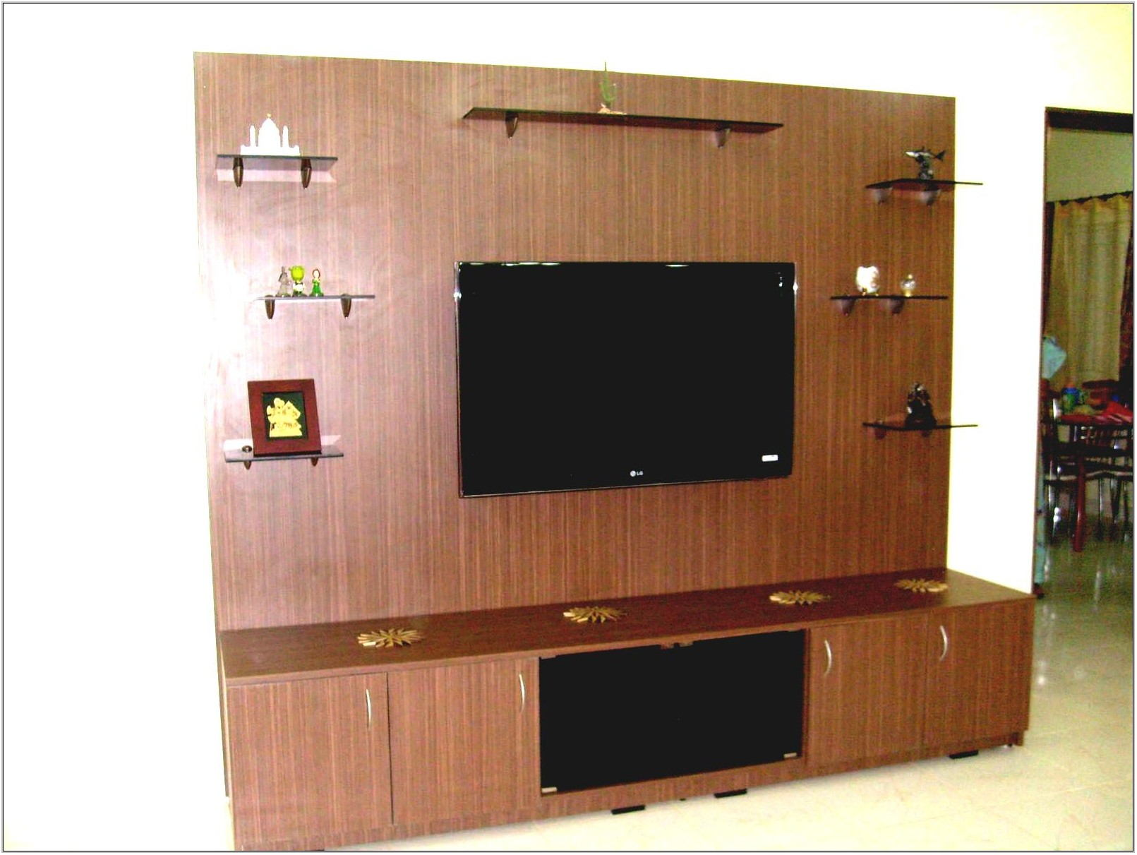 Glass Cabinet Design For Living Room