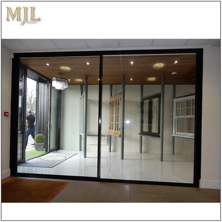 Glass Living Room Doors