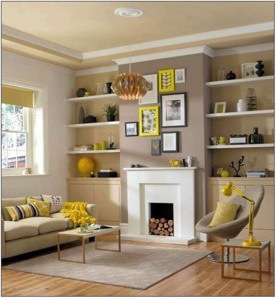 Glass Shelving Units Living Room