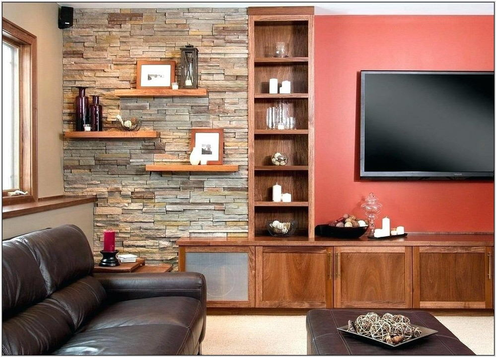Glass Wall Units For Living Room