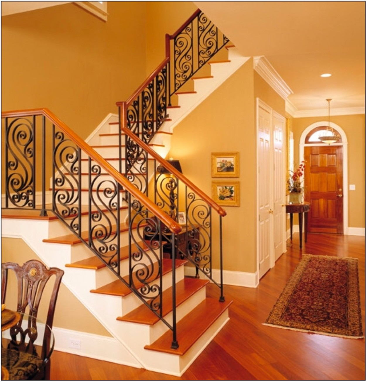 Gold Paint Colors For Living Room