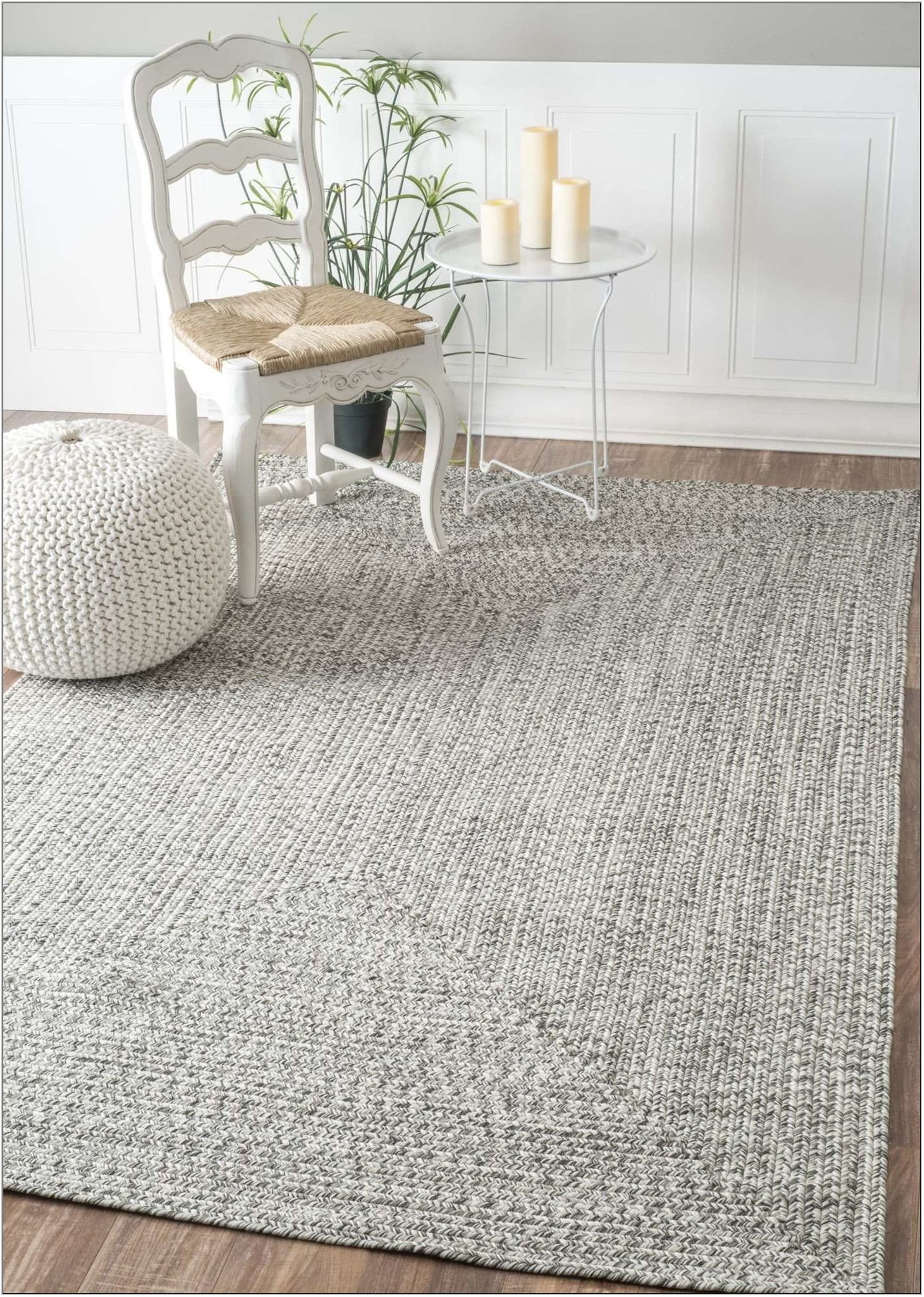 Gray Living Room Rugs