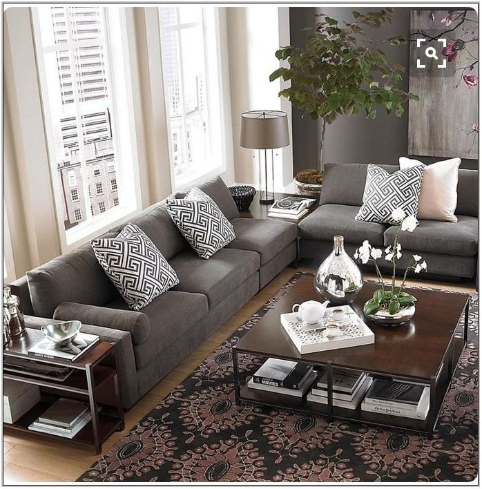 Gray Living Room Tables